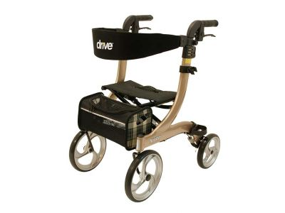 Rollator Nitro XS, cahmpagner